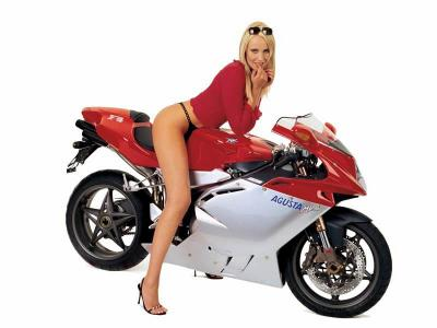 moto et filles sexy tu kif ou pa