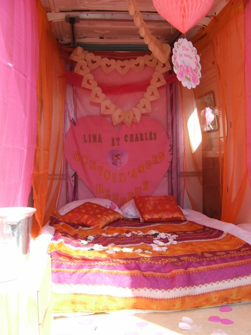 Mariage dakotasud for Chambre de nuit de noce