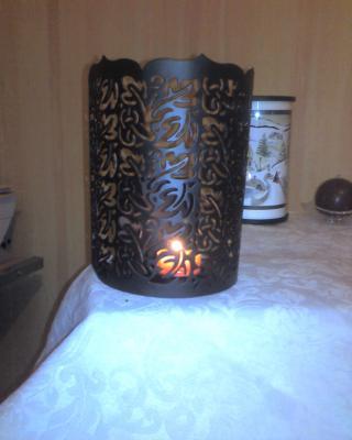Applique murale bangkok pr sentations de bougies - Applique bougie murale ...